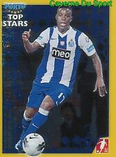 334 VARELA PORTUGAL FC.PORTO WBA TOP STAR STICKER FUTEBOL 2012 PANINI
