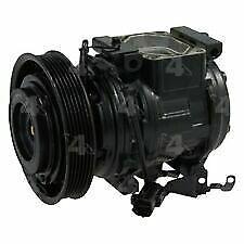 A//C Compressor with Clutch Fits 1998-2002 Toyota Corolla 1.8L 77320