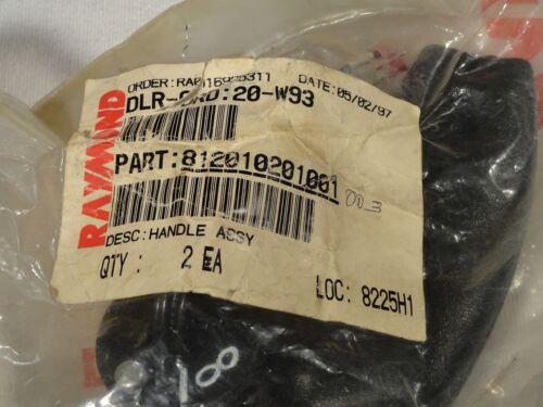 RAYMOND 812010201001 Handle Assembly 812-010-201 812-010-201//002 812-010-201//003