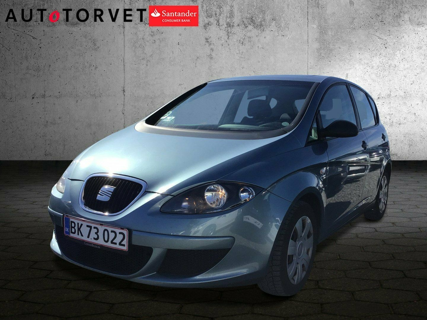 Seat Altea 1,6 Reference 5d - 46.700 kr.