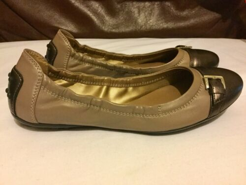 250 Nuovo Rrp Ballerina Shoe Tod's Womens 6qnaX67x