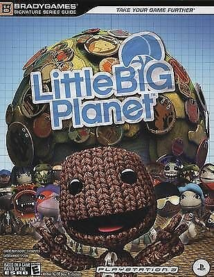 Littlebigplanet: Official Strategy Guide (Bradygames Signature Guides), Off, Gre