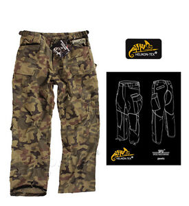 Camouflés pantalon cargo armée combat SZ 36 forêt dpm