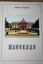 Haguenau TRABAND (André) 1979 alsatique