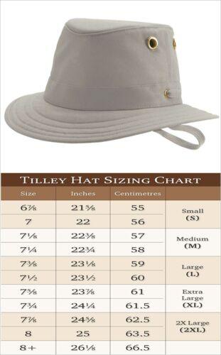 Tilley T5 cotton duck hat
