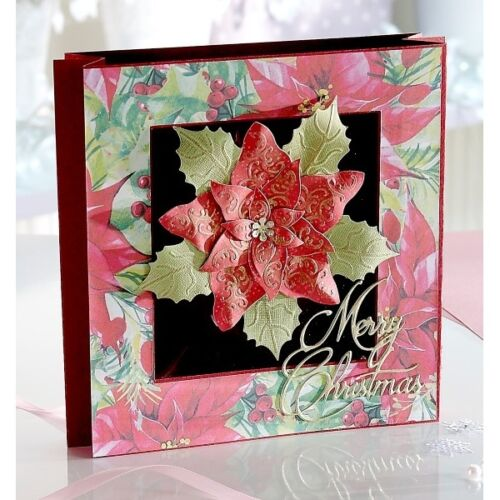 Cardmaking FESTIVE WONDER Crafters Companion SARA SIGNATURE COLLECTION