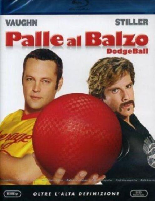 Palle Al Balzo - Dodgeball Blu-Ray - LNS