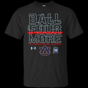 Details About 2019 Final Four Shirt Auburn Basketball T Shirt Black Navy Clothes For Men Boys