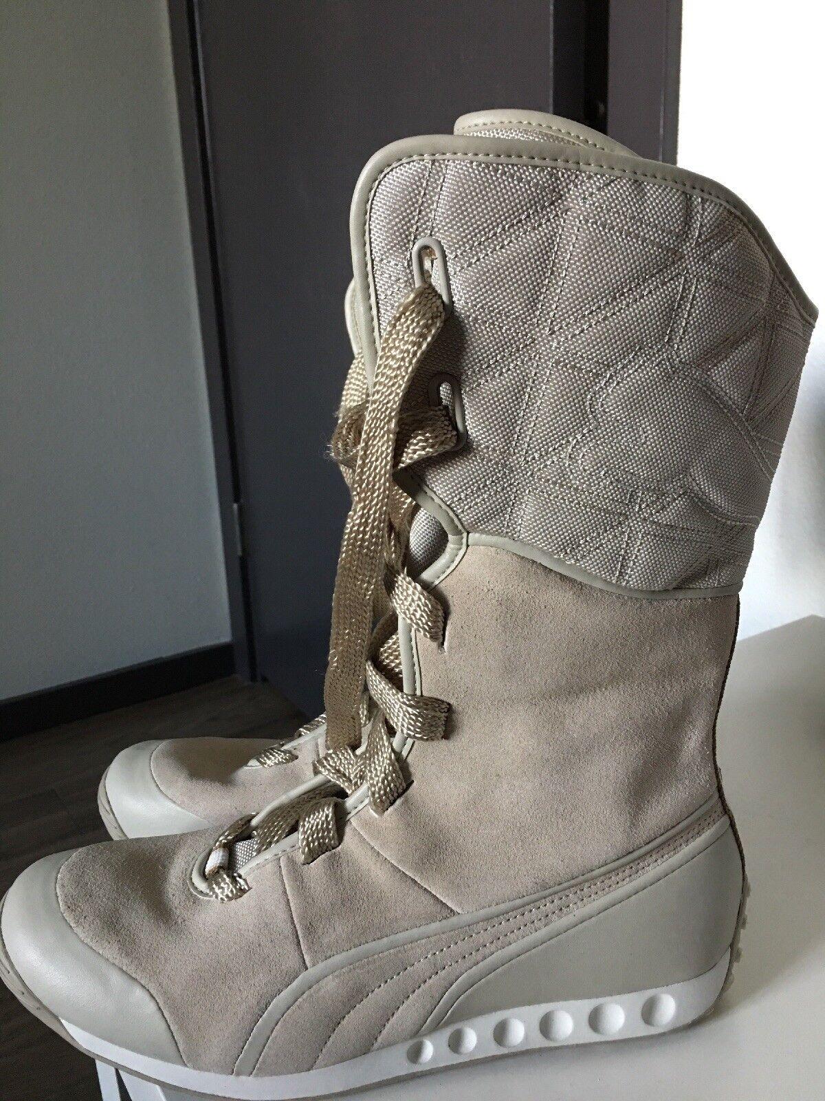Cute! Womens PUMA Sneaker Boots - Shoe Size US 9 MEX 25.5