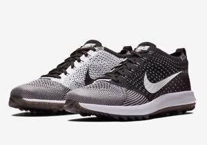 Hombre Nike Flyknit Racer G Zapato De Golf Talla 11 ...