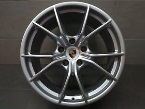 20-Pulgadas-Original-Porsche-982-Boxster-S-Cayman-LLANTA-982601025j-10j-x-20-ET