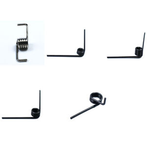 Wire-diameter-1-4mm-OD-7-6-to-10mm-Miniature-Torsion-Spring-Select-Size