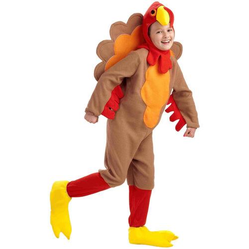 Forum Novelties Fleece Turkey Kids Child Costume