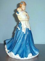 Royal Doulton A Mother's Love Pretty Ladies Figurine Hn5431 Mother/baby 2011