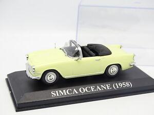 Ixo-Presse-1-43-Simca-Oceane-1958