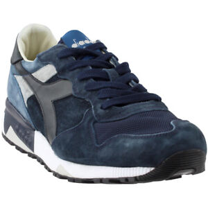 67b6093bf569 Image is loading Diadora-TRIDENT-90-S-Sneakers-Blue-Mens
