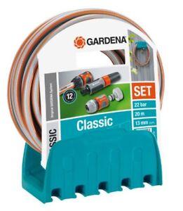 Gardena-18005-50-Wandschlauchhalter-Schlauch-Gardena-Gartenschlauch-Garten