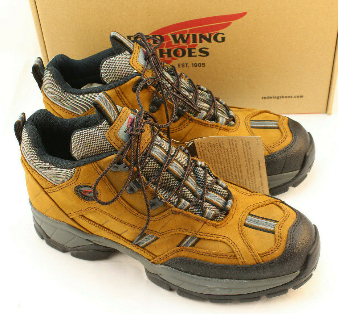 Red Wing 435 EH Waterproof Work BOOTS