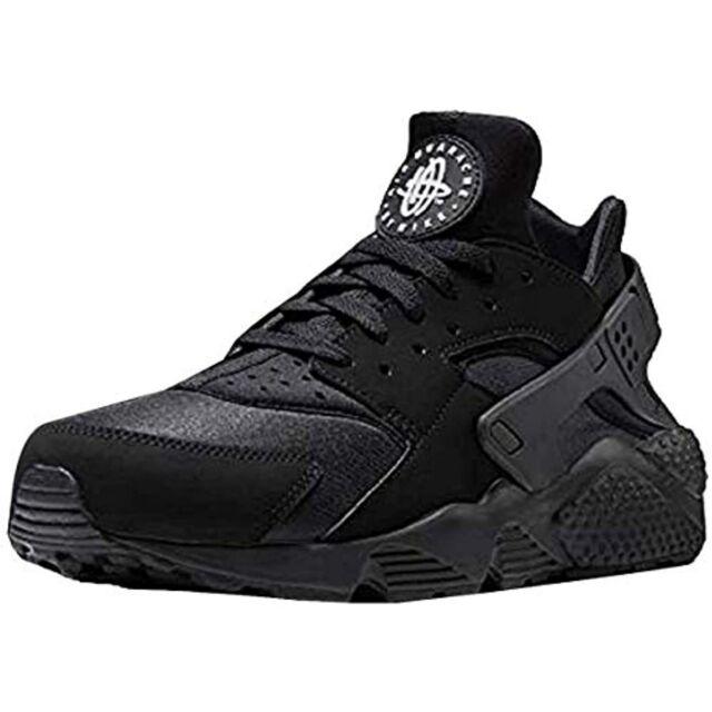 Nike Air Huarache Mens Size 11.5 Triple Black 318429 003
