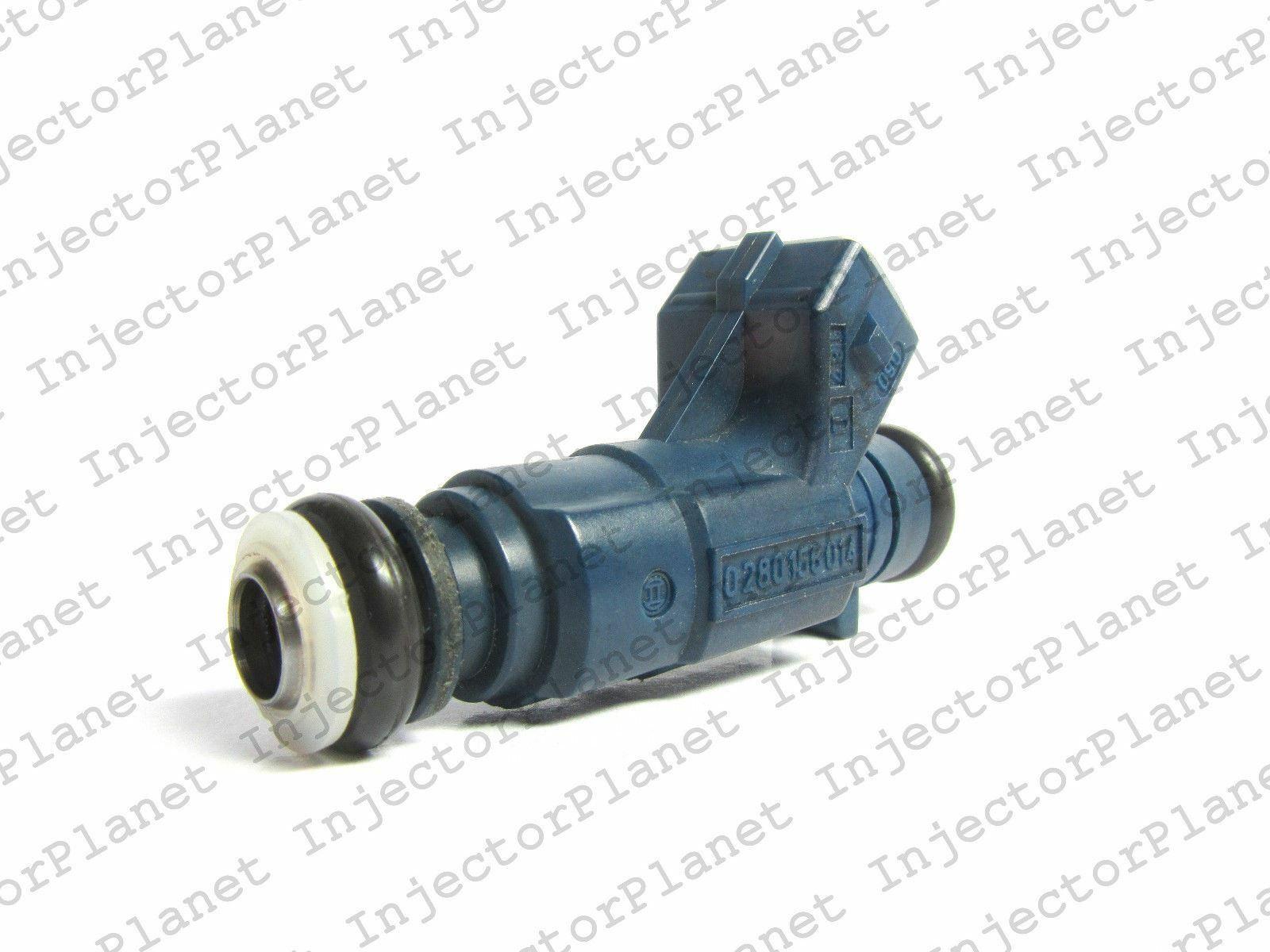 Set of 6 Bosch 0280156014 injector 01-03 Mercedes ML320 M112 3.2L V6 A1120780149