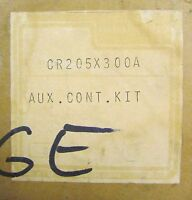 General Electric Ge Side Mount Auxiliary Contact Cr205x300a