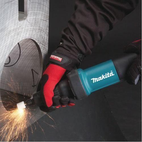 Makita GD0600 110v straight die grinder 6mm collet 400w *3 year warranty option*