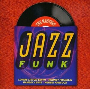 Various-The-Masters-Series-Jazz-Funk-NEW-CD