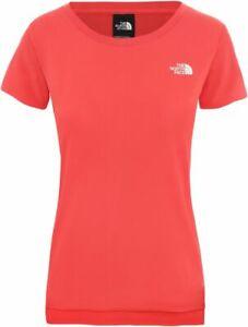 THE-NORTH-FACE-Quest-T93RZKNXG-d-039-entrainement-T-Shirt-Manches-Courtes-Femmes