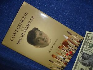 Richeson-Art-Confessions-of-a-Brush-Peddler-Jack-Picture-Frame-Book