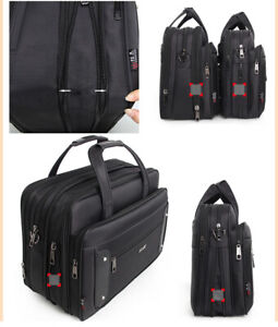 Details About Laptop Bag Notebook Pc Nonual Business 17 In 19 Inch Shoulder