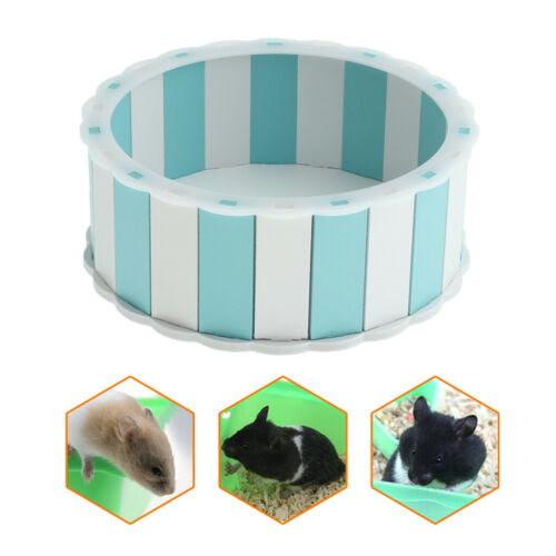 Natural Wooden Wheel Toy Hamster Exercise Interactive Toys for Small Animal
