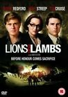 Lions for Lambs 5039036036900 With Tom Cruise DVD Region 2