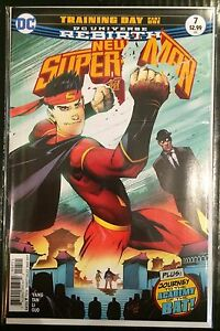 New-Superman-7-NM-1st-Print-DC-Comics-Rebirth