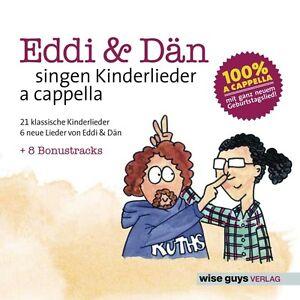 EDDI-amp-DAN-EDDI-amp-DAN-SINGEN-KINDERLIEDER-A-CAPPELLA-VOL-1-WISEGUYS-2-CD-NEU