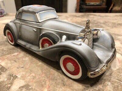double springs rare old collectors series cord 1937 liquor bottle porcelein car