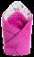 Minky Baby Newborn Soft Swaddle Wrap Sleeping Bag Cotton Rozek