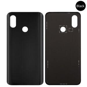 Per-Xiaomi-Mi-8-Vetro-Posteriore-Cover-Case-Ricambio-copertura-Batteria-Nero
