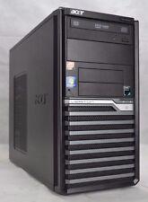 ACER Veriton M421G AMD Triple-Core 2.70GHz 4GB DDR2 320GB HDD Windows 7 Pro WIFI