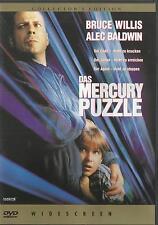 DVD - Das Mercury Puzzle - Collector's Edition (Bruce Willis) / #11702