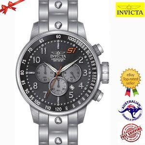 Invicta-Men-039-s-039-S1-Rally-039-Quartz-Stainless-Steel-Chronograph-23084-Watch