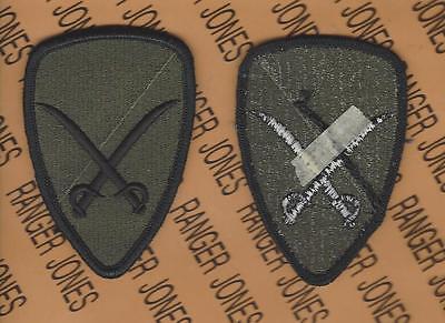 US Army 6th Cavalry Regiment ACR uniform 4 inch patch m//e