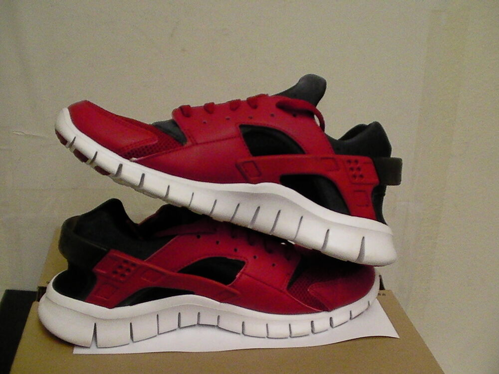Nike chaussures huarache free courir fonctionnement chaussures Nike re & noir Taille 10 us 817411