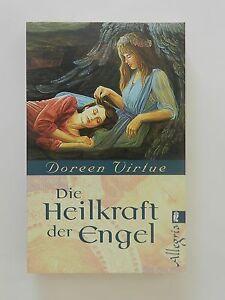 Doreen-Virtue-Die-Heilkraft-der-Engel-Allegria-Ullstein-Verlag-Buch