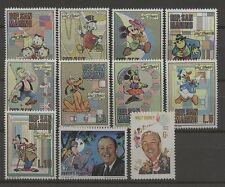 Walt Disney - San Marino, USA - 962-971, 963 ** MNH