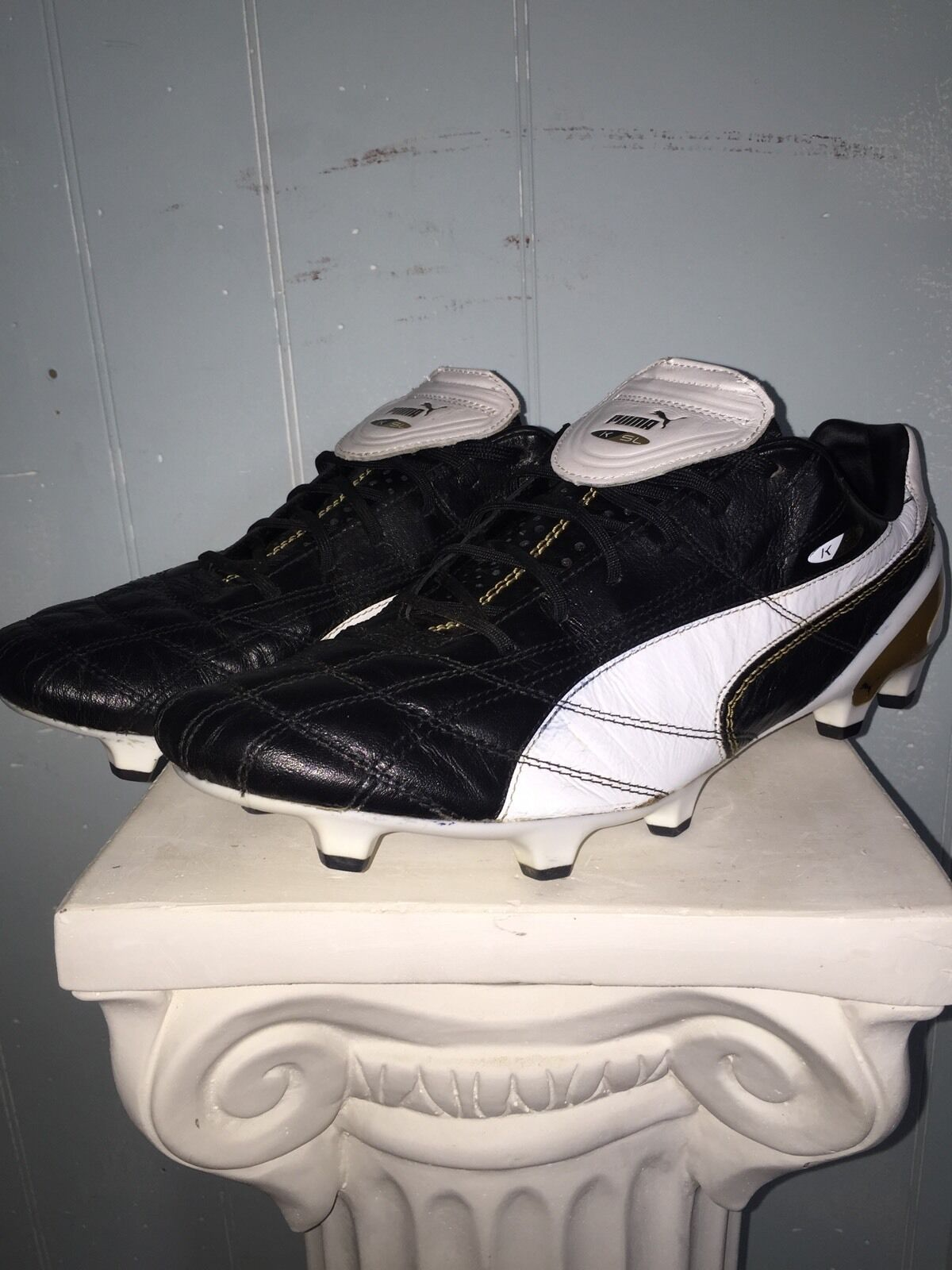 Puma king SL Limited 2001 Pairs Worldwide