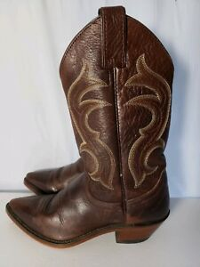 dae8df48888c1 Image is loading Justin-Womens-L4957-Classic-Roper-Bay-Apache-Western-