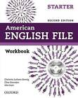 American English File: Starter: Workbook with iChecker by Oxford University Press (Mixed media product, 2013)