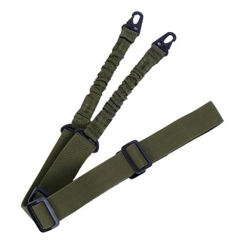 Multifunctional Nylon Back Military Fan Outdoor Lanyard Gun Green dhyf