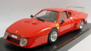 Brumm 1/43 scala del modello in metallo-R210 FERRARI 512 BB Prototipo Le Mans 1980