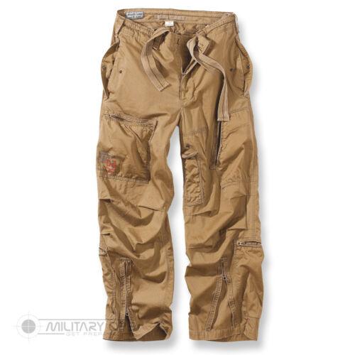 Coyote Infantry Combat Sand Pants Cargo Surplus Trousers Raw Beige Vintage 68qOwd